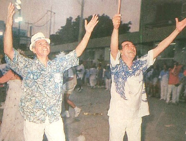 Paulinho e João Nogueira