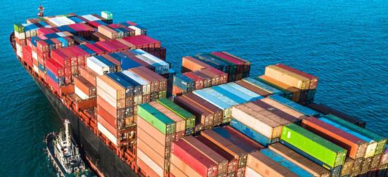 comercio exterior conteiners