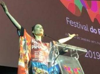 Mariana Ximenes Festival do Rio Ancine