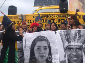 Sônia Guajajara COP25