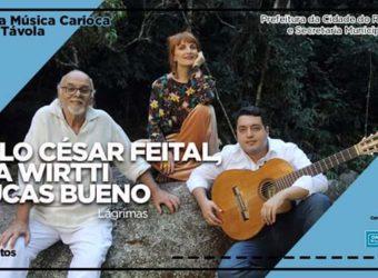 31/01 – Paulo César Feital, Nina Wirtti e Lucas Bueno / RJ
