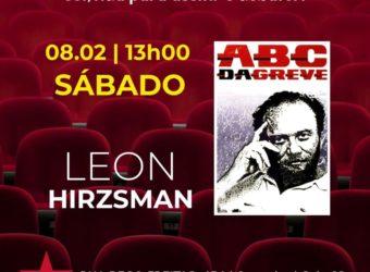 08/02 – Cine Clube DZ Perdizez PT: ABC da Greve / SP