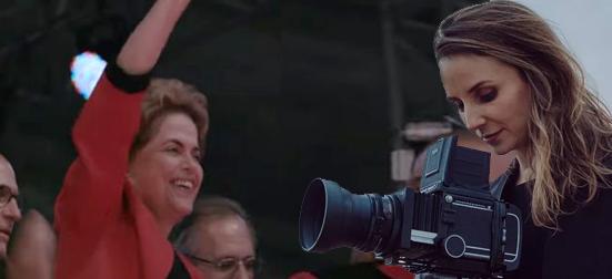 Dilma e Petra Costa