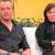 Roberto Alvin e Juliana Galdino