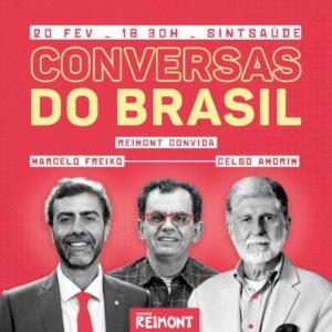 20/02 – Conversas do Brasil