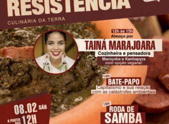 08/02 – Almoço Resistência / SP