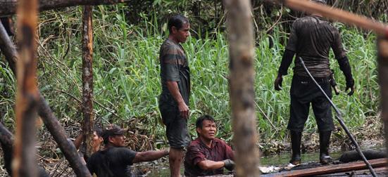 Amazonia Peru petroleo