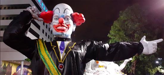 Bolsonaro Carnaval