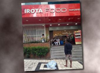 Hirota supermercado preconceituoso