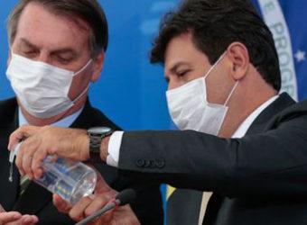 Coronavirus bolsonaro mandetta