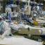 Coronavirus hostpitalização internação hospital