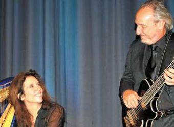 Cristina Braga e Ricardo Medeiros
