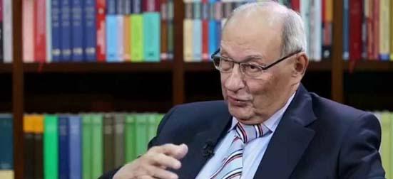 Jurista Ives Gandra Martins