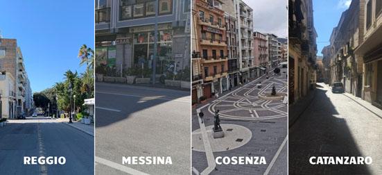 coronavirus Italia ruas