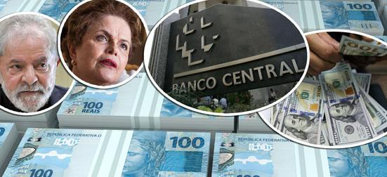 reservas internacionais Lula e Dilma 1