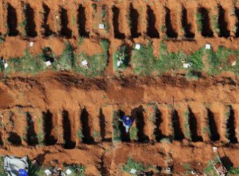 Cemitério em São Paulo