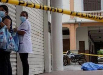Coronavirus cadaver Equador