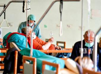 Coronavirus hospital itália
