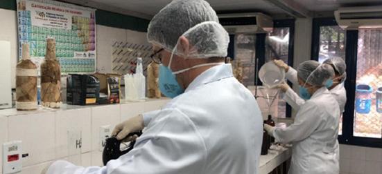 Coronavirus laboratório UF sergipe pesquisa