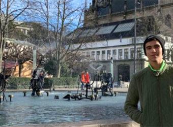 Diogo Tinguely Brunnen Basel