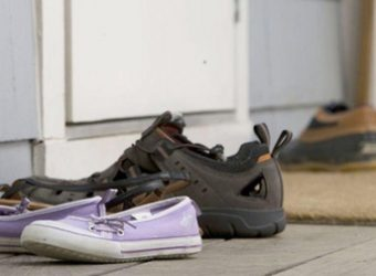 sapatos fora