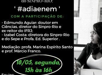 18/05 – Rádio Simpro – Rio