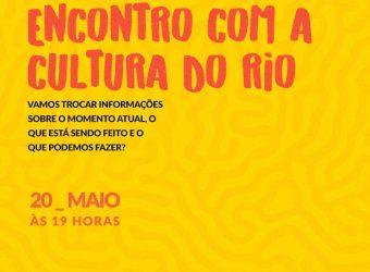 20/05 – Encontro de Cultura do Rio