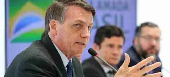 bolsonaro reuniao ministerial Moro