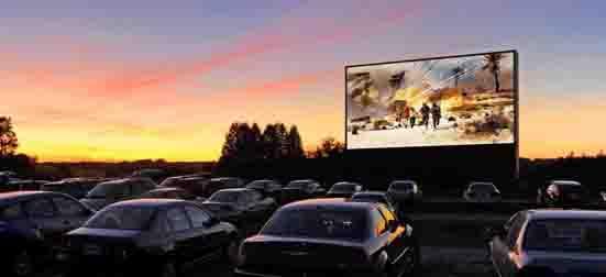 cine drive in brasilia