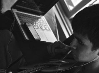 computador aula musica