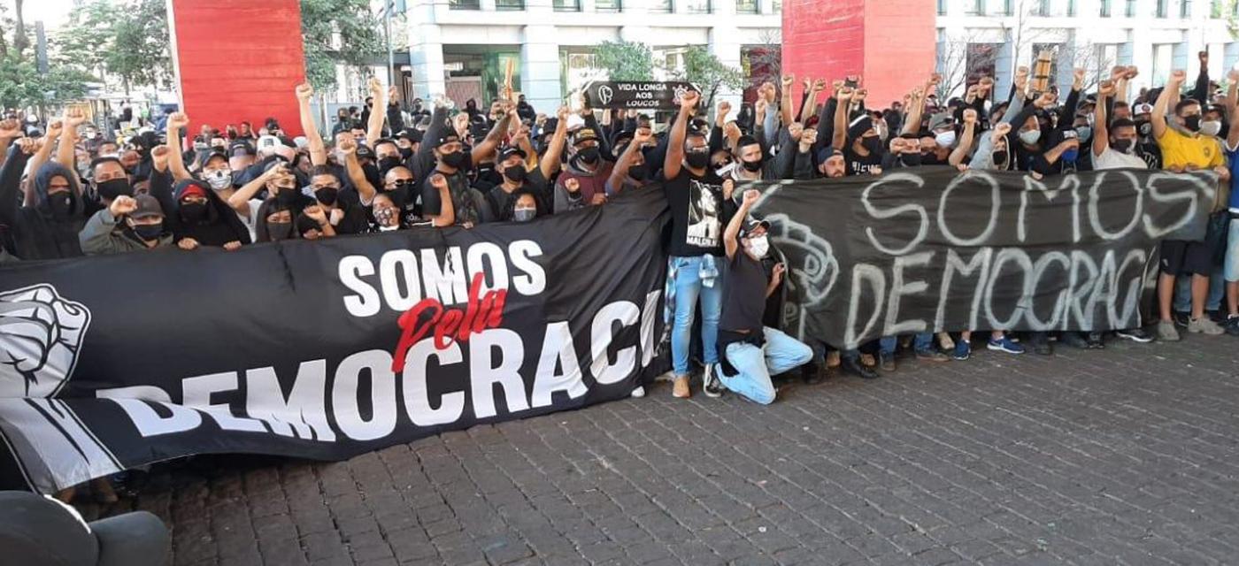 antifa democracia