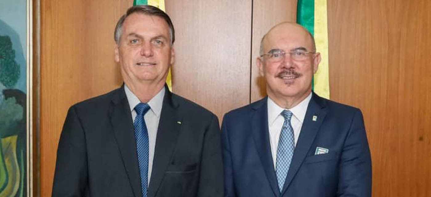 Mauro Ribeiro Bolsonaro mec