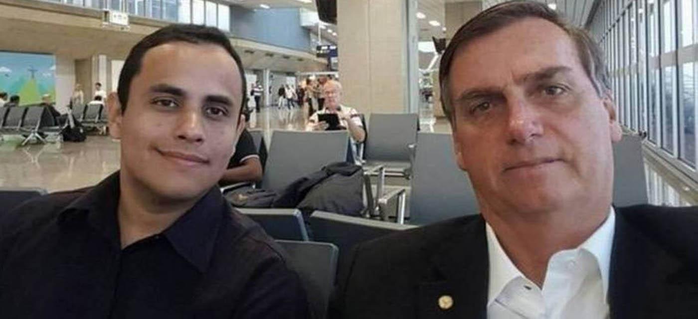 Tércio Arnaud Thomaz e Bolsonaro