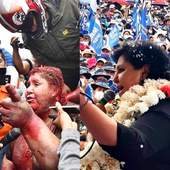 Patrícia Arce, Bolivia: today is another day - https://bemblogado.com.br/site/ justice bolivia